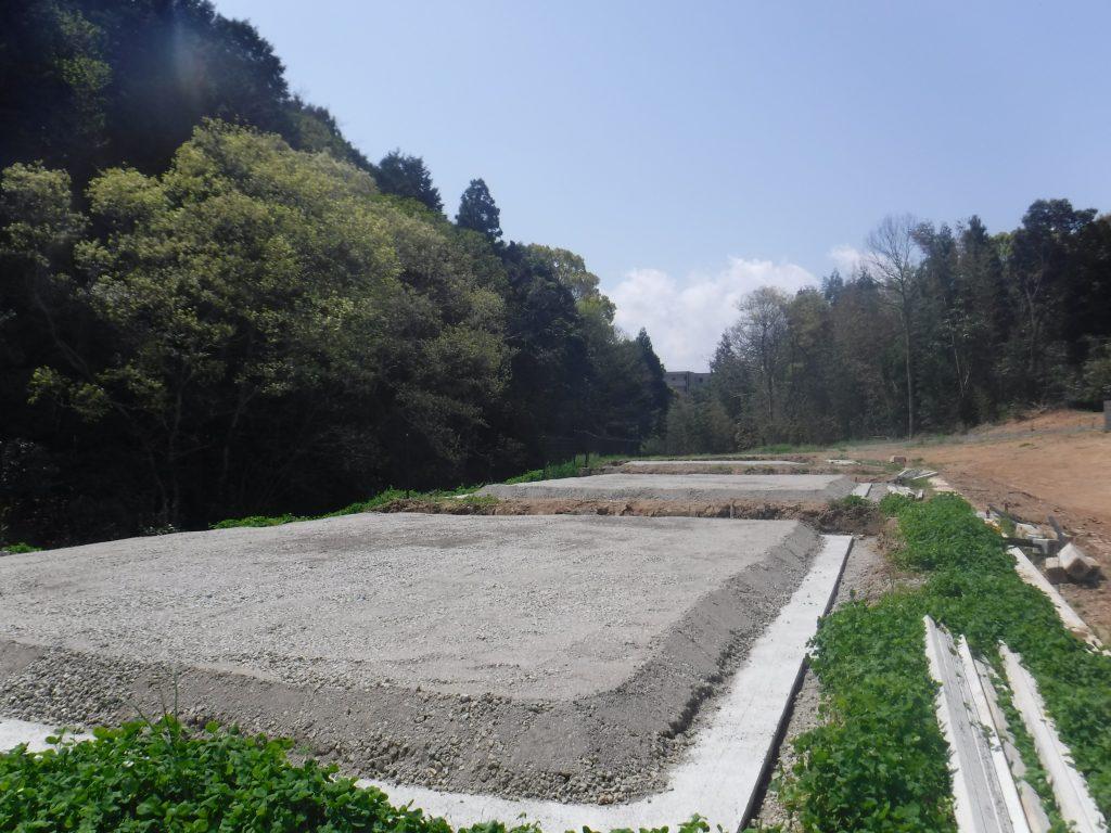 アパート開発地での新築シロアリ予防工事 | 宗像市