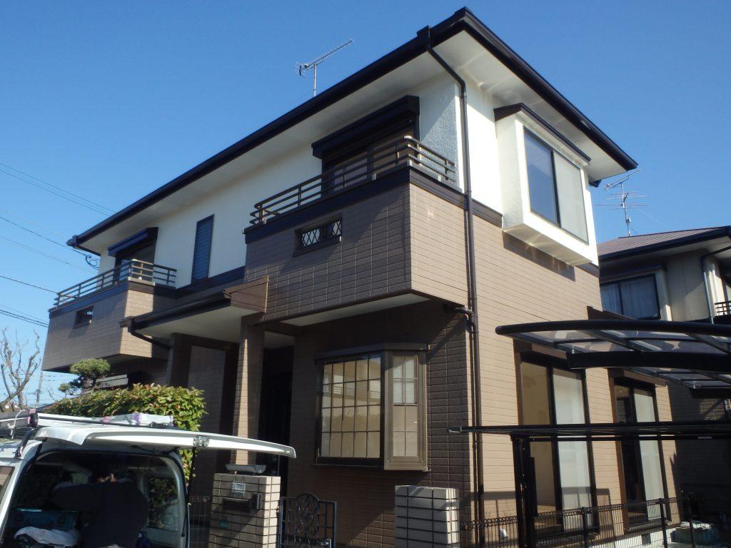 福岡市東区中古住宅のシロアリ予防工事