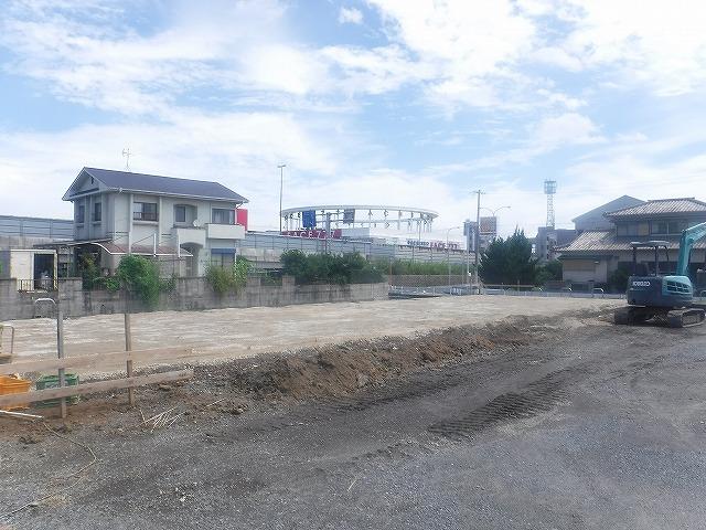 遠賀郡新築土壌のシロアリ予防消毒01
