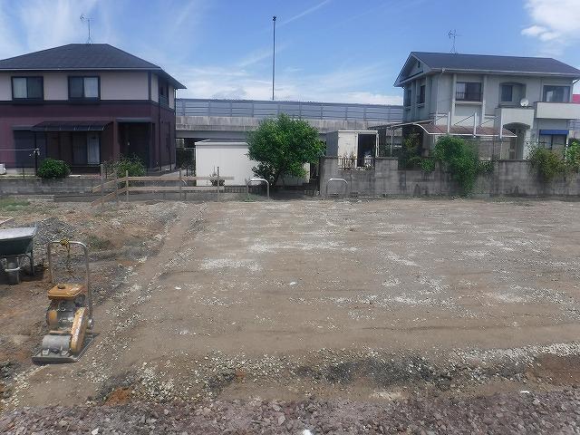 遠賀郡新築土壌のシロアリ予防消毒05